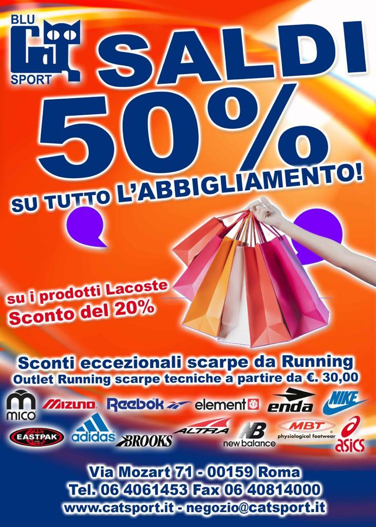 Cat Sport Negozio di abbigliamento sportivo a Roma